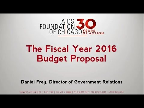 2015 Virtual Advocacy Day - Webinar: Unpacking the Budget