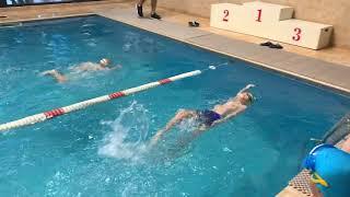 Соревнования по плаванию в затерянном  мииреееер