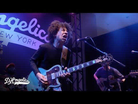 Brandon 'Taz' Niederauer Rips A Solo On His New Signature Model  | NAMM 2019 | D'Angelico Guitars