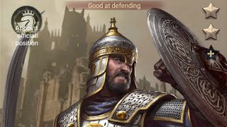 Clash of kings | Maximize your defensive damage | 400+ |