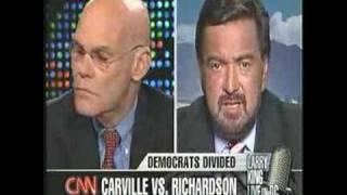 Carville vs Richardson part 1