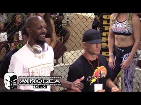 11 Tee Jay Britton vs Fatu Tuitasi Ainofea FACE-OFF : MMA Hawaii