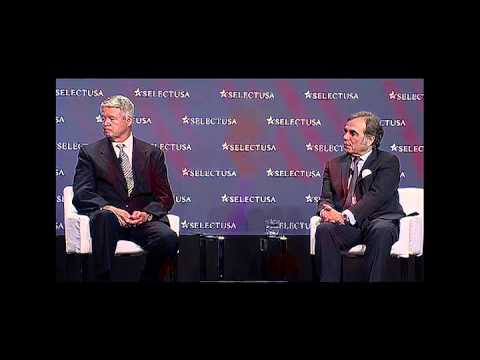 Investing in Advanced Manufacturing Discussion at the 2015 SelectUSA Investment Summit