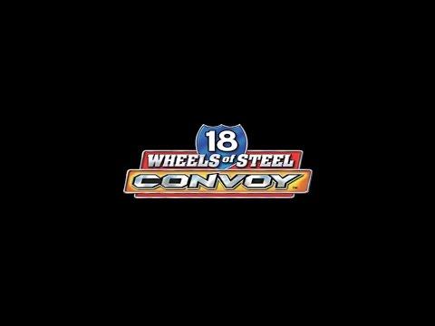 Моя первая игра - 18 стальных колес Конвой(18 Wheels of Steel: Convoy) !