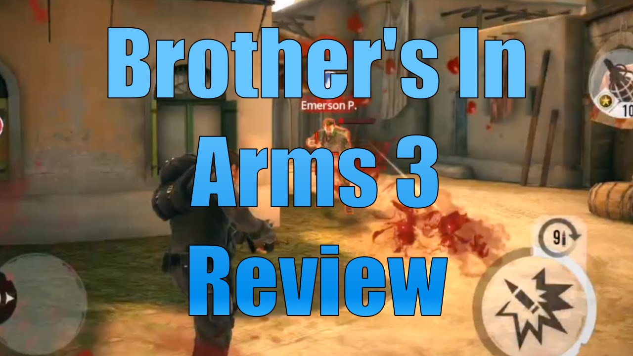 Download Brothers in Arms 3 Review - Multiplayer Gameplay