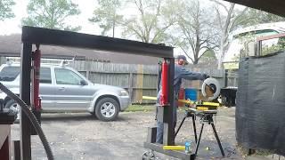 DIY Portable Gantry Crane