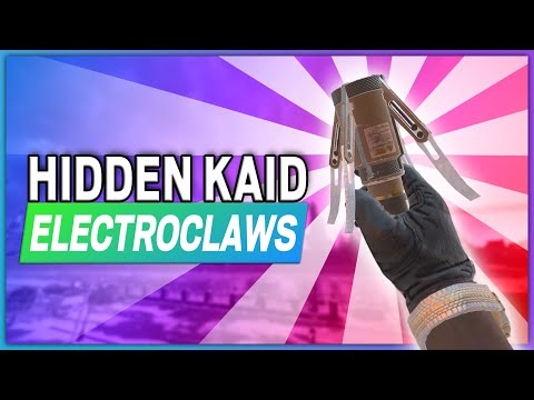 20+ *HIDDEN* Kaid Electroclaw Spots for RANKED | Rainbow Six Siege [2021] |