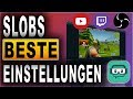 STREAMLABS OBS BESTE EINSTELLUNGEN (2018) | Streamen auf Twitch | Deutsch / German