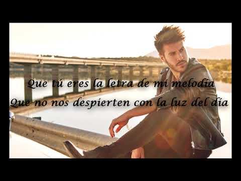 Antonio José   A Un Milimetro De Ti Lyrics