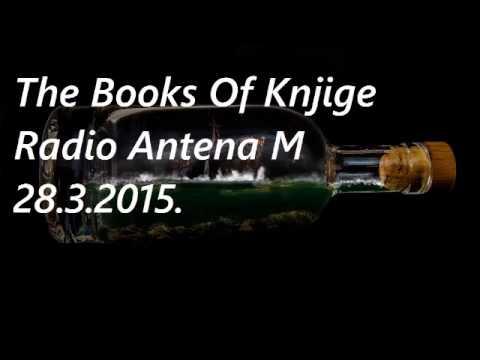 The Books Of Knjige | Radio Antena M | 28.3.2015.
