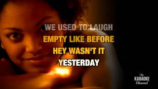 Touch Me In The Morning : Diana Ross | Karaoke with Lyrics