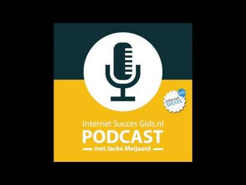 Internet Succes Gids.nl Podcast #3 – Jerry van Staveren