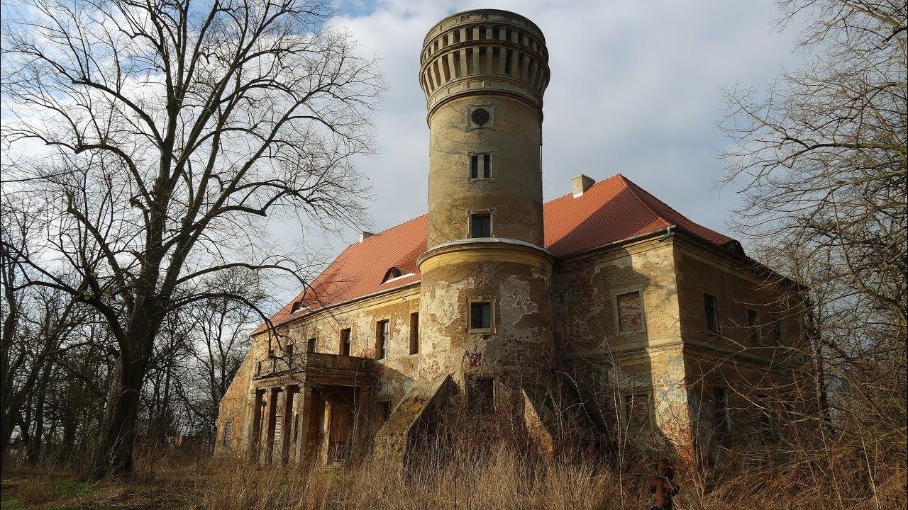 Opuszczony pałac | Urbex