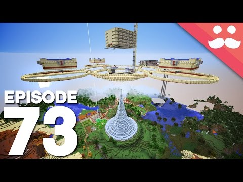 Hermitcraft 4: Episode 73 - Make my Base GREAT AGAIN!