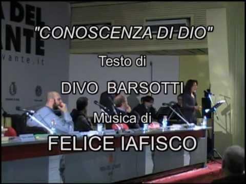 Don divo barsotti conoscenza di dio youtube - Don divo barsotti meditazioni ...