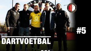 DARTVOETBAL #5 - Larsson, Makaay & Landzaat