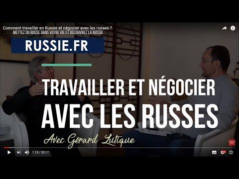 Comment travailler en Russie et négocier avec les russes ?
