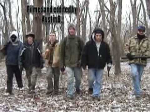 Cerro Gordo High School War Video part 2