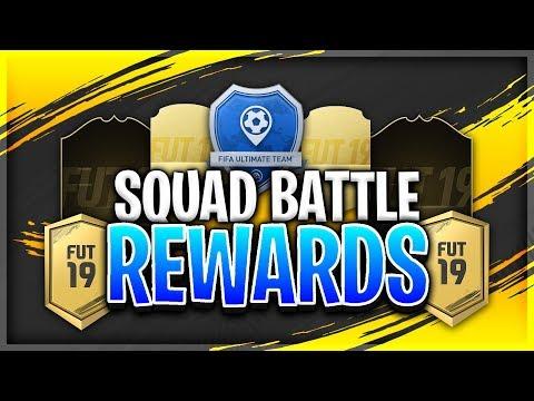 Squad Battle Rewards + 80+ Player Pick SBC Live - Road To Gold - Fifa 19 thumbnail