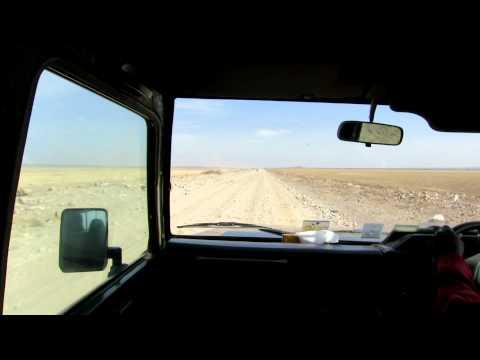 Road from Ngorongoro Conservation Area to Serengeti
