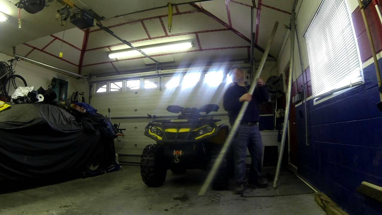 Using Your Winch To Lift Atv