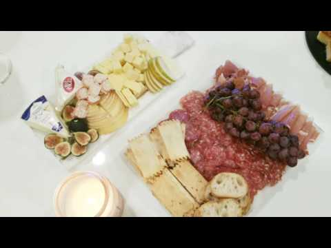 Meat & Cheese Platter, Appetizers ideas | Whole Food and New Season Haul