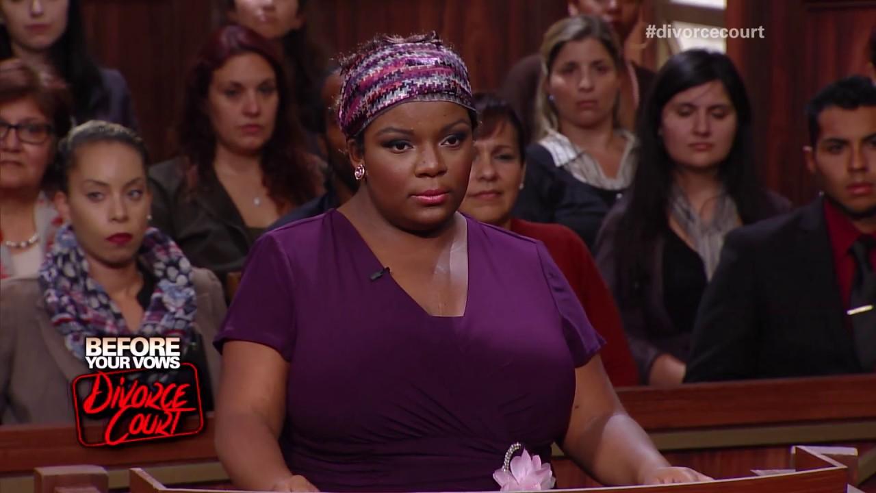 DIVORCE COURT Full Episode: Brown vs Parker