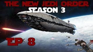 Star Wars Empire at War - The New jedi Order 0.7 (New Republic) Ep 8