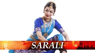 Sarali With Three Speeds Cont 2 by R Vedavalli | Learn Carnatic Music