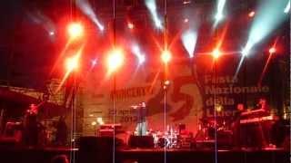 Yavanna - La Ruota della Paura (live@festa della liberazione - 25 aprile 2012 - Torino)