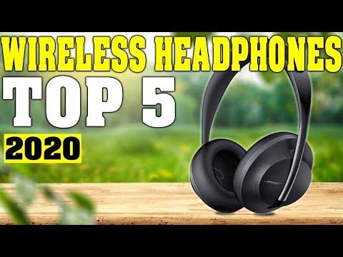 Top 5 Best Wireless Headphones 2020 Youtube