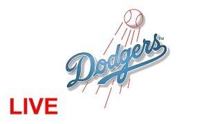 Dodgers vs Pirates LIVE