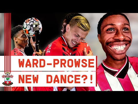 WARD-PROWSE NEW DANCE?! | Behind the Scenes: 2021/22 Premier League Media Day