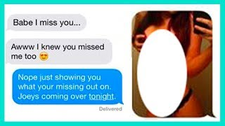 The Best Response To Ex Text 2018! - FUNNIEST TEXTS FROM EXS