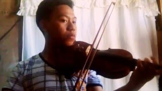 THE OLD RUGGED CROSS (Violin Cover - Noel)
