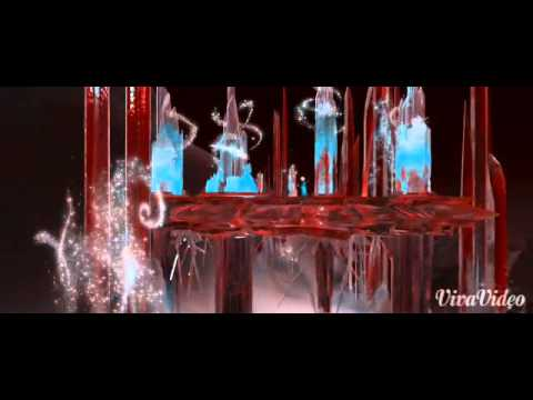 Test #2 Fire Elsa And Half Ice. - YouTube