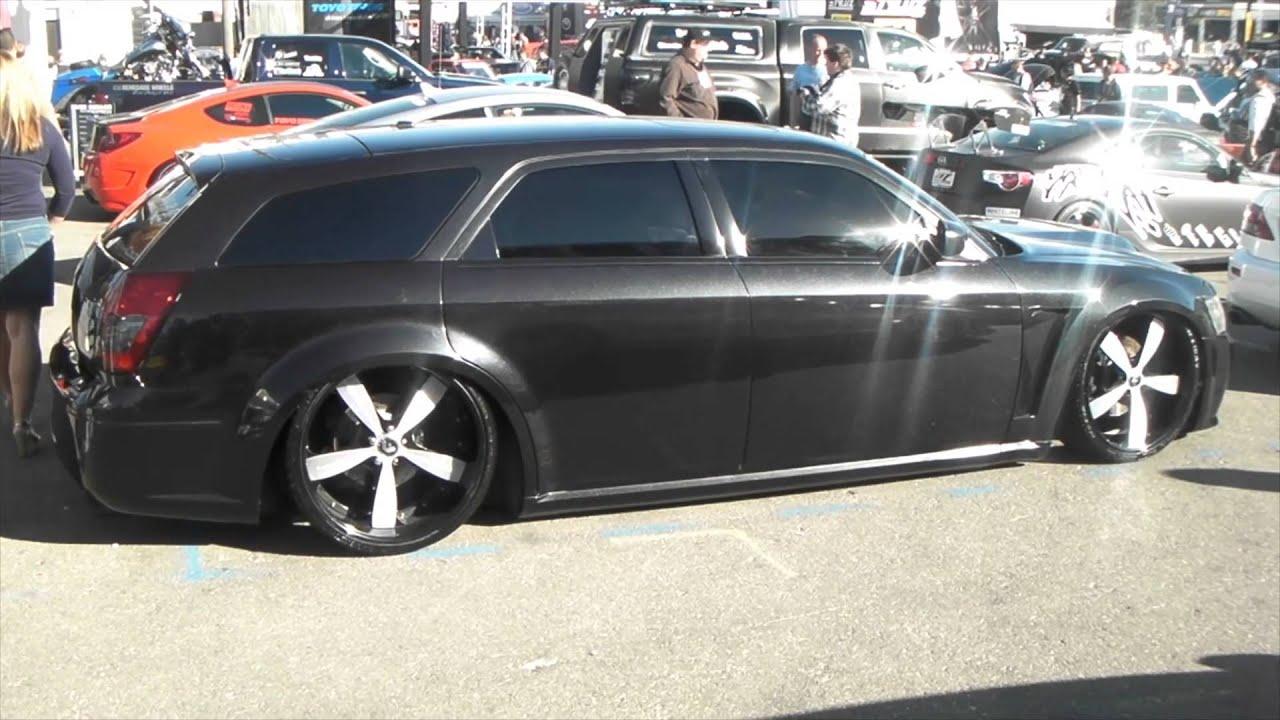 Dubsandtires 2009 Dodge Magnum Review 24 Inch Forgiato Ritorno Luxury Wheels Asanti You