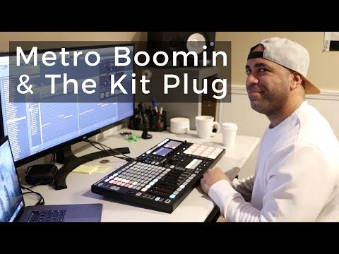 Beat Making: Metro Boomin Drums and the Backwoods Sample Pack