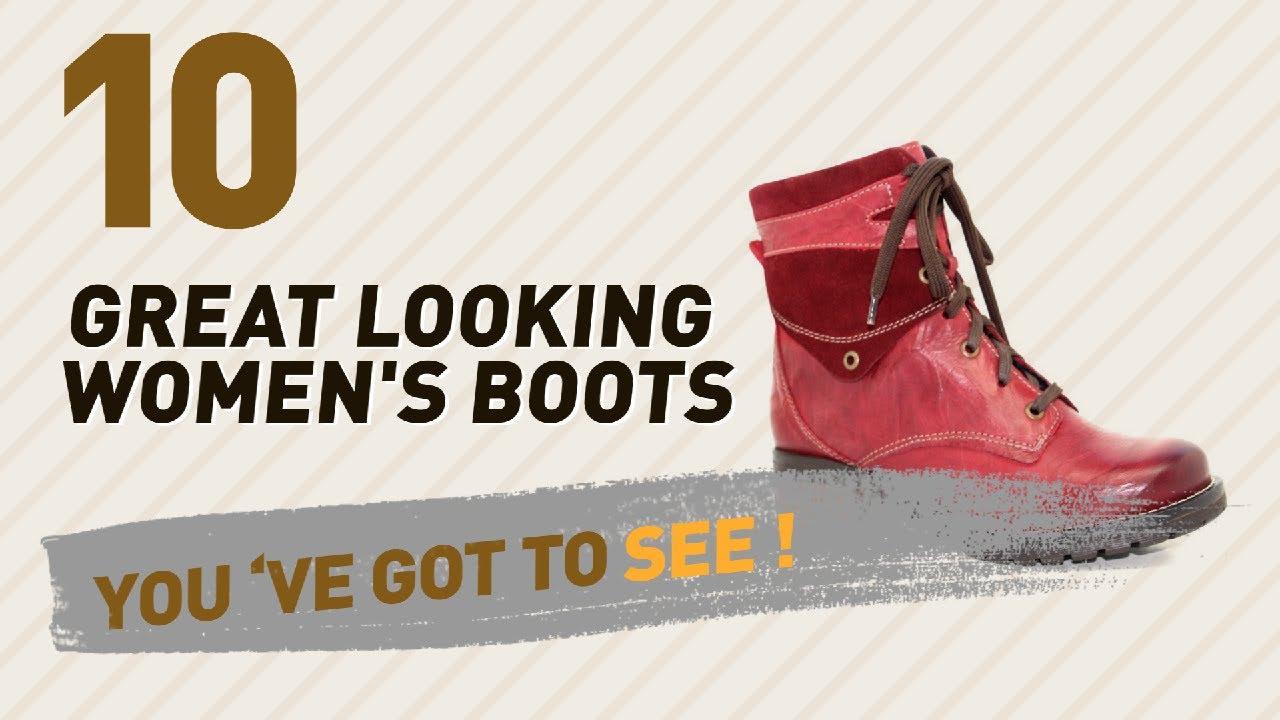 b4290c7484e9 Dromedaris Womens Boots Collection    New   Popular 2017 - YouTube