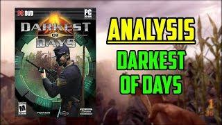 Analysis: Darkest Of Days