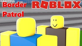 Every Border Game Ever - ROBLOX Gameplay