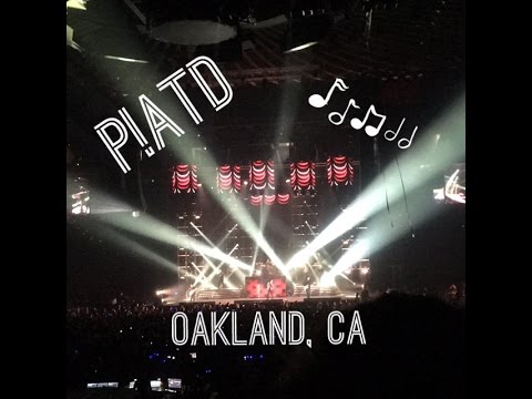 Panic! At The Disco FULL CONCERT // Oakland, CA // 03.25.17