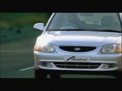 Hyundai AccentExecutive commercial