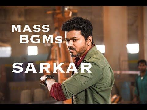 Sarkar - Full Mass BGMs   Thalapathy Vijay   A. R. Rahman   A. R. Murugadoss
