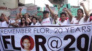 Flor@20 -- Nora Aunor calls on Noynoy to resign