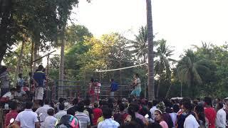 Khmer Boxing Martial Arts in វត្តប្រសាទអណ្តែត, Kathen festival
