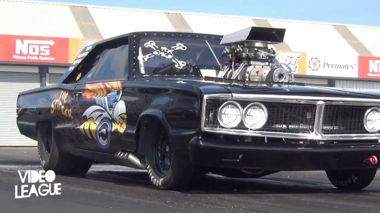 8 Sec Dodge Coronet The Stinger **s4s Global Drag Racing