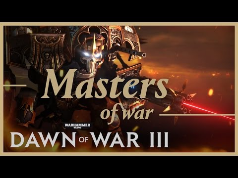 Dawn of War III - Pre-order now for free content!