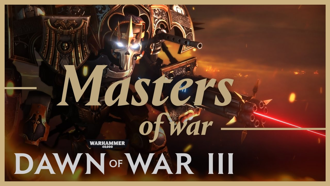 Warhammer 40,000: Dawn of War III Gets a Release Date | CGMagazine