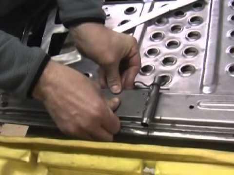 Установка задних подголовников в ВАЗ 2108-09-14-15